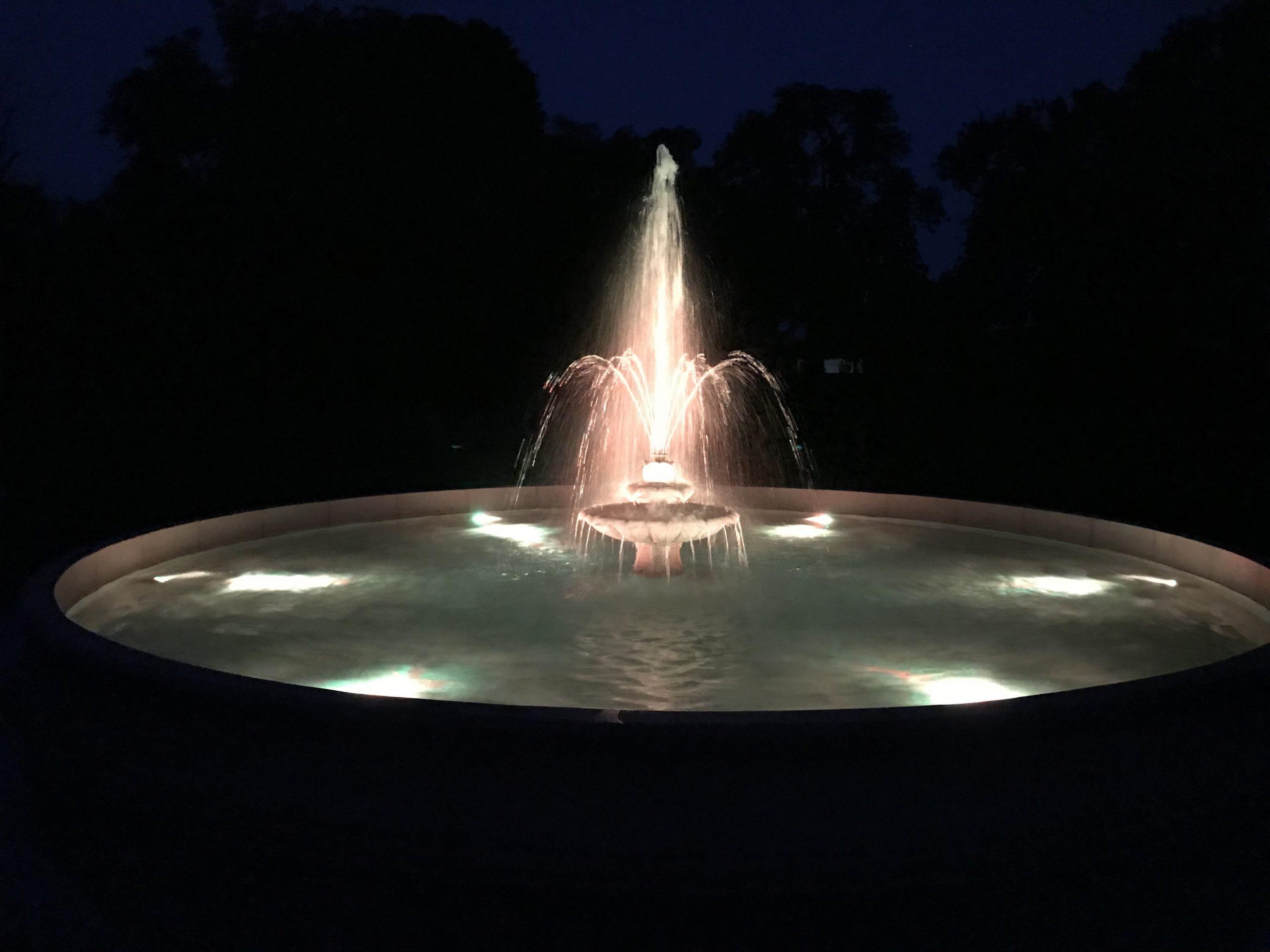 Technologia, historicka fontana